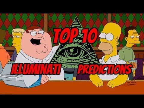 Top 10 Family Guy \ Simpsons Future Illuminati Predictions NSA - fema application form