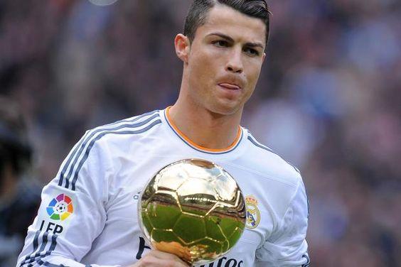 Actualité - Ballon d'or 2014 Cristiano Ronaldo - club Football Gentienne De Pluherlin - Footeo