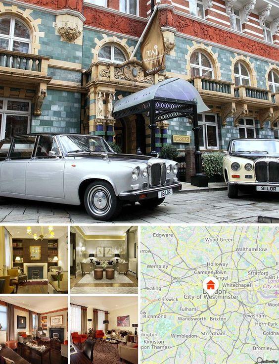 Cet hôtel de luxe est situé à seulement quelques minutes à pied du centre, du palais de Buckingham et du Parlement. Il se trouve également à proximité de Saint James Park, de Green Park et des transports publics (station St. James Park). Compter 28 km pour rejoindre l'aéroport d'Heathrow.