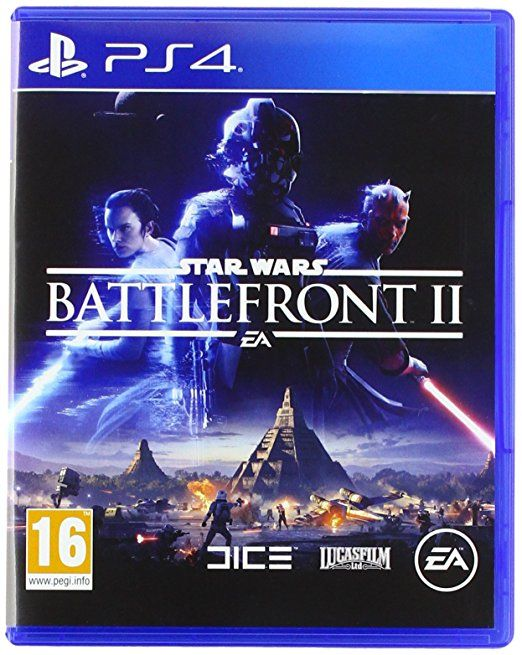 Star Wars Battlefront 2 Edition Standard Star Wars