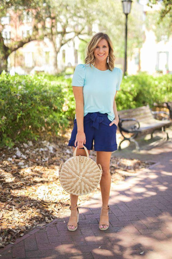Outfits Para Señoras De 40 Con Mucho Estilo 2019 2020 Summer Outfits Women Over 40 Spring Outfits Casual Color Blocking Outfits