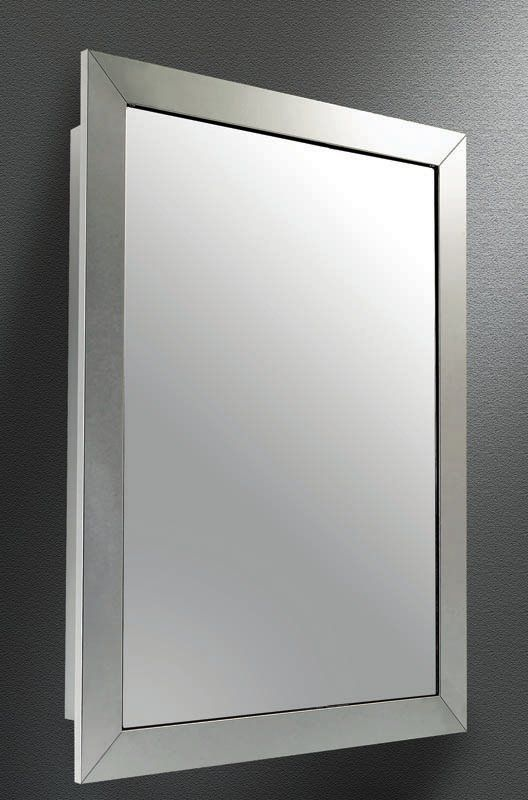 Pin On Bathroom Mirror Med Cabinet