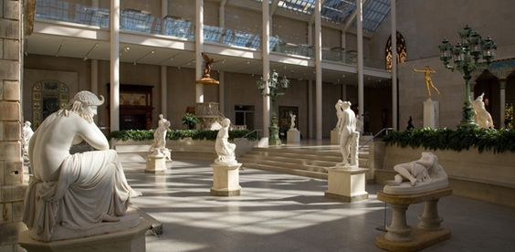 Metropolitan Museum Tours Jehovah