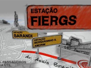 METRÔ DE PORTO ALEGRE