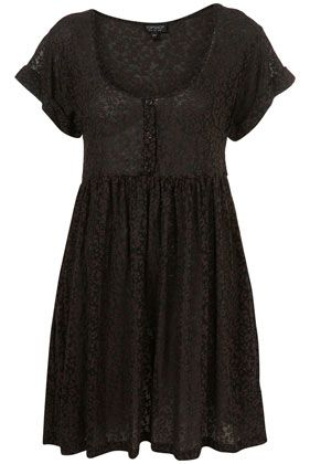 Burnout Tunic Dress