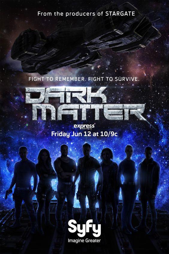 Dark Matter - Série TV 2015 - AlloCiné