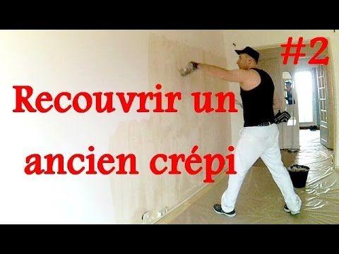 Videotuto Lisser Un Mur Crepi 2 3 Crepi Lisser Https