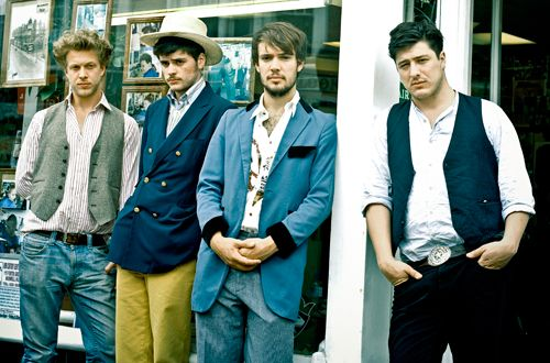 Heavenly records? Mumford & Son's Ben Lovett reveals the creed behind his record label Communion