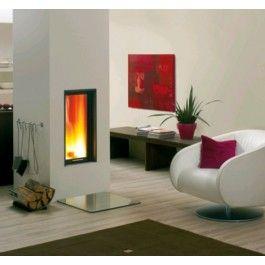 De #Spartherm Arte 1Vh is een inbouwhaard en behoort tot de serie Linear houthaarden van Spartherm. De haard is voorzien van het unieke gepatenteerde liftdeursysteem waardoor en geen lijsten zichtbaar zijn en een optimaal zicht op het vuur overblijft. Het glasraam is kantelbaar voor een eenvoudige reiniging. Door de verticale vorm neemt de Spartherm Arte 1Vh weinig ruimte in. #Fireplace #Fireplaces #Kampen #Houtkachel #Houthaard #Interieur