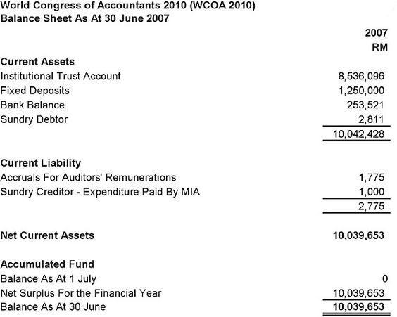 Cash Flow Statement - more about gov grants at topgovernmentgrants - cash flow statements