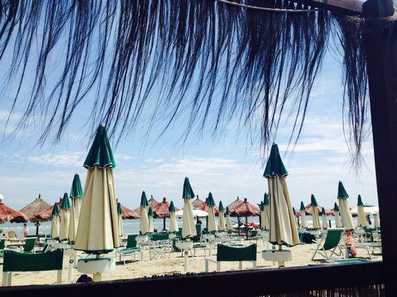 Francavilla al Mare early Summer