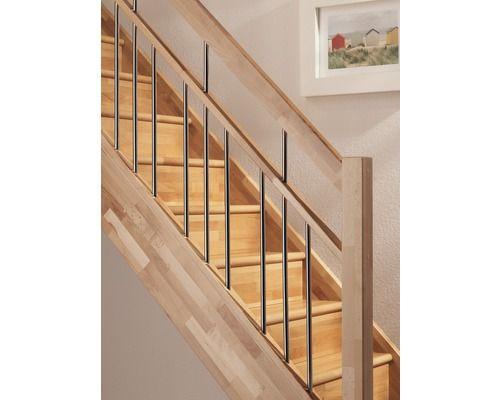 Design-Geländer für Elenie Fichte 1/4 gewendelt oben rechts bei HORNBACH kaufen