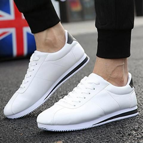 New Korean Style Male Shoes Sport