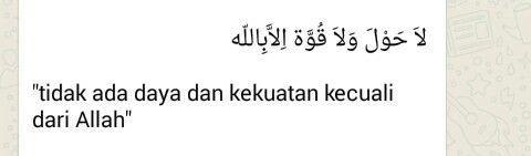 #tiada #daya #dan #kekuatan #kecuali #dari #Allah #Allahuakbar #keep #istiqomah #indonesia