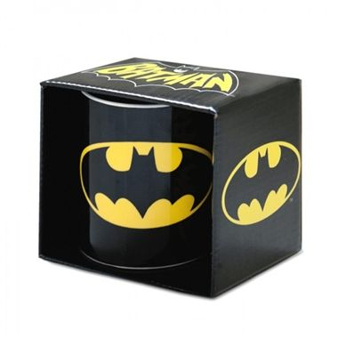Classic Batman mug in a matching gift box, ideal for any Gothic home £7.49
