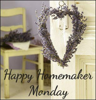 Rebecca's Hearth and Home: Happy Homemaking Monday - February 26, 2018