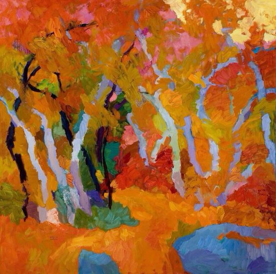 Larisa Aukon, Portal www.aukonlarisa.com www.facebook.com/Larisa Aukon Fine Art Power of Landscape  painting workshop  April 11-15, 2016 Scottsdale Artists School http://scottsdaleartschool.org/