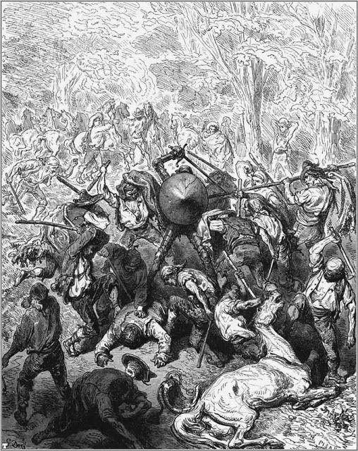Gustave Doré - Don Quixote de la Mancha