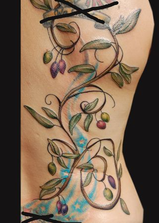 Tattoo by the artist that I want to do my first tattoo, soon!