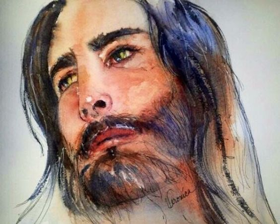 My version of Jesus...