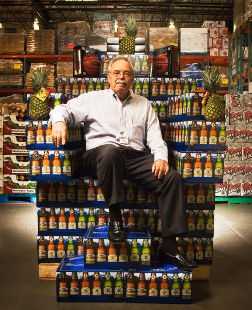 jim sinegal Jim sinegal built a retail empire with a simple credo: don't  the price of that  combo has been the same since costco started selling hot dogs from a cart in  1985 in 2010, it sold more than $140 million worth worldwide.