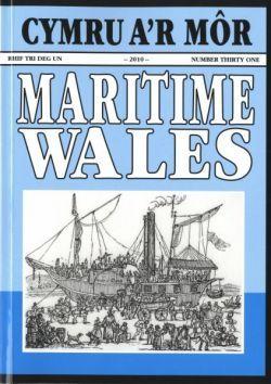Cymru a'r Môr/Maritime Wales 31
