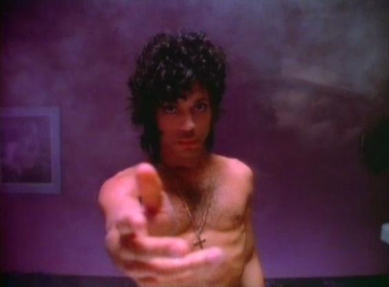 """Dig, if you will, this video: """"When Doves Cry"""" (1984) by the artist formerly known as The Artist Formerly Known as Prince"""