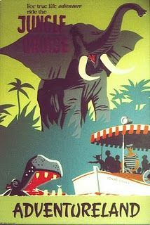 jungle VINTAGE POSTER - Google Search
