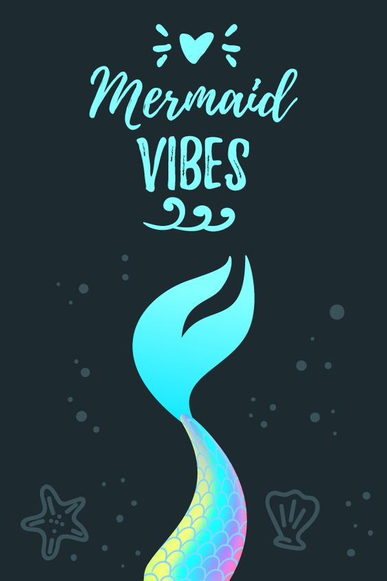 Only #Mermaid Vibes at Mermaid Cove Collective!