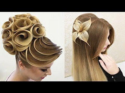 تسريحات شعر 2017 تسريحات شعر سهلة بسيطة وأنيقة اجمل وأحدث تسريحات شعر Youtube Hair Color Changer Hair Styles Womens Hairstyles