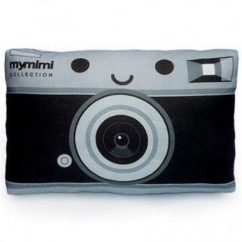 Mini Camera Pillow - $18.00