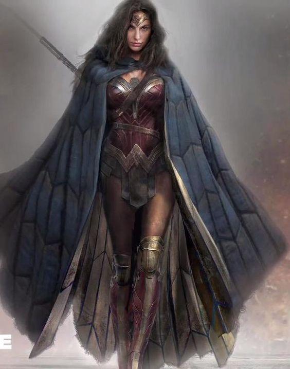 Gal Gadot - Batman v Superman: Dawn of Justice