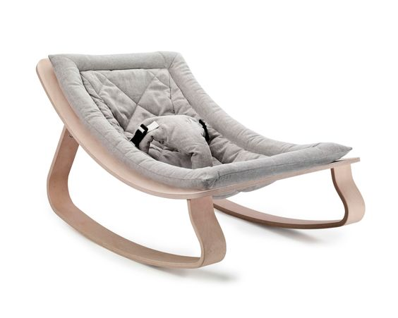 Charlie Crane is a new furniture company that focuses on both form and function when it comes to baby furniture, straying away from the loud, garish colors.