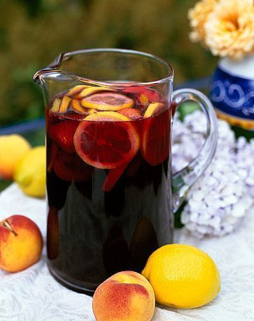 Red Apple Sangria from Apple Bee's! I am making these for the summer. It was excellent!        DONE! Super Delicious!