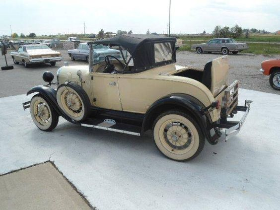 1930 Ford Model A Shay Replica Conv - Image 1 of 7
