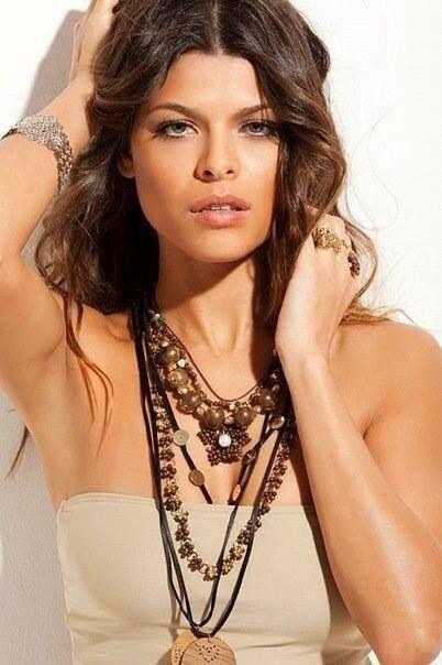 Michelle Pin   Oca Models