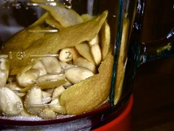 Italian lemon-almond Caprese cake   Just lovely !!!