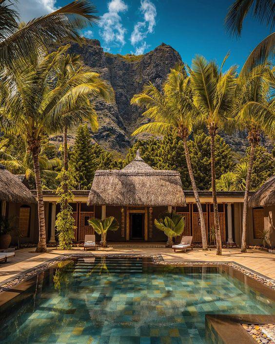 Dinarobin Beachcomber Golf Resort & Spa, Mauritius