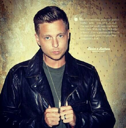 OneRepublic in a magazine. =)