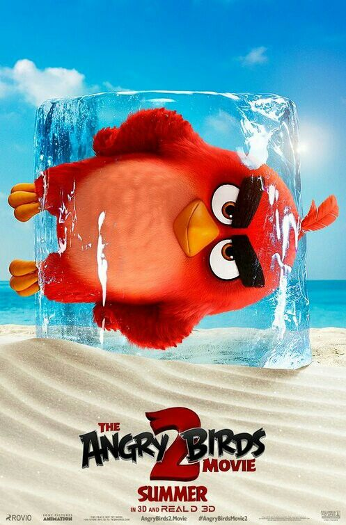 New Character Poster For Angry Birds Movie 2 Angry Birds Filmes Animacao