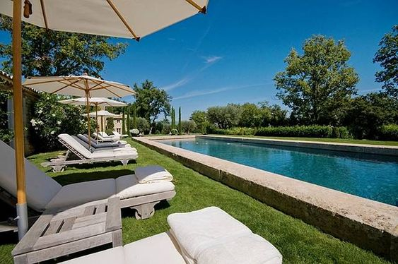 Outdoor living ~ Villa in Provence