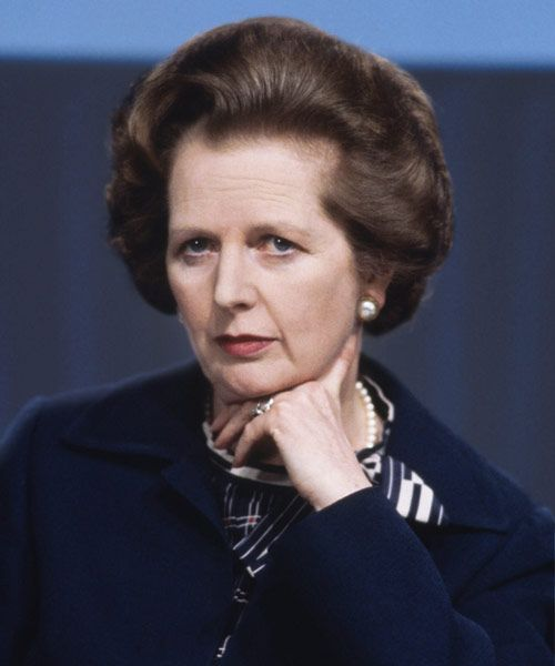 the iron lady strong and The iron lady was brilliant, strong and her hair never moved.