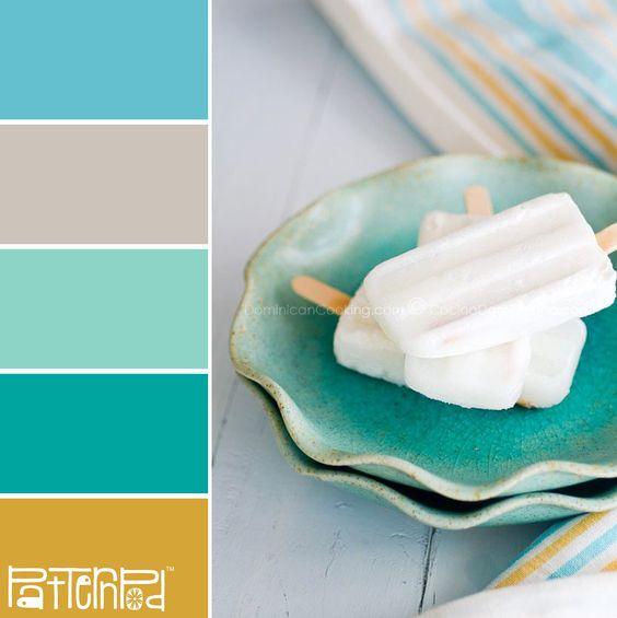 Frozen Fresh #patternpod #patternpodcolor #color #colorpalettes