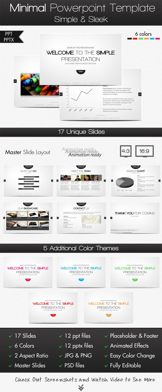 Professional Animated Power Point Template Power point templates - animated power point template