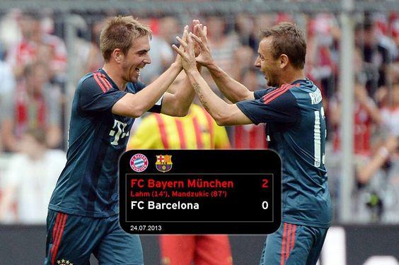 Bravo Bayern!