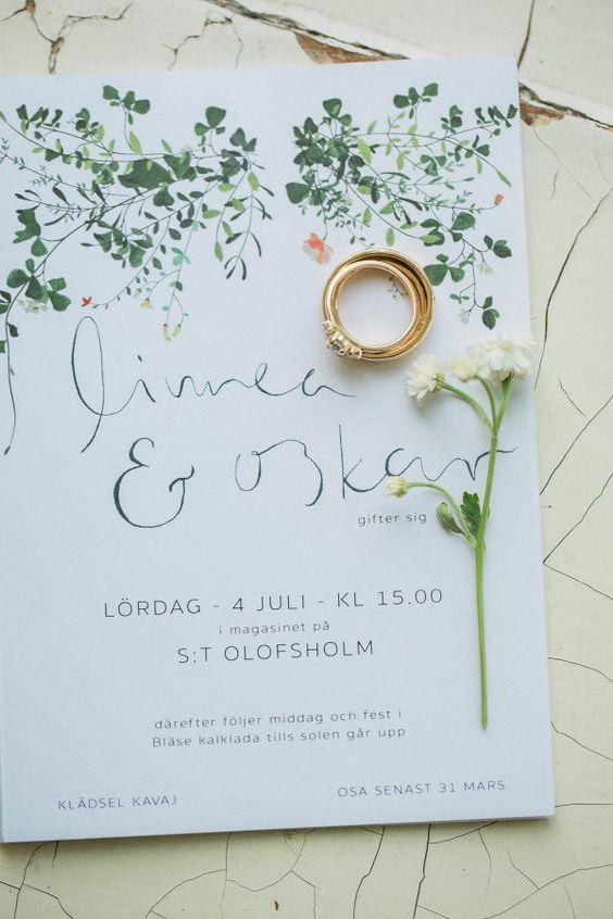 Rustic Swedish Wedding at Bläse Kalkbruksmuseum