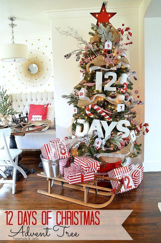 Como Decorar Mi Casa En Esta Navidad 2019.Como Decorar La Casa En Navidad 2018 2019 Decoracion