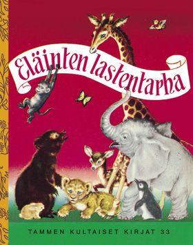 Tästä kirjasta löydät mm. ketun, oravan, kirahvin ja monen muun eläinlajin poikaset. Osa niistä asuu Suomessa, osa kaukana muilla mailla. Eläinlapset ovat pieniä ja suloisia, ja joillakin niistä on emo seuranaan. Astu sisään Eläinten lastentarhaan!