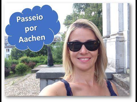 Passeio por Aachen
