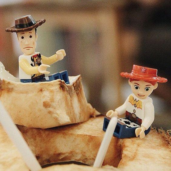 """Jessica Teresa on Instagram: """"Woody & jessie"""""""